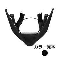 フロントモール ジョグZR(3YK/SA13J) ブラック