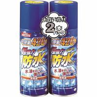 ロックタイト 超強力防水スプレー(多用途) 420MLX2
