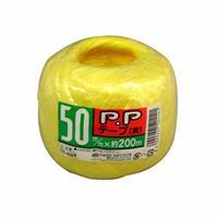 PPテープ 黄 50MM×200M