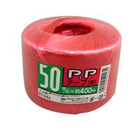 PPテープ 赤 50MM×400M