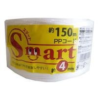 SMARTPPコード 白 4MM×150M