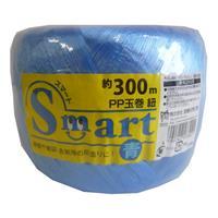 SMART玉巻紐 青 300M