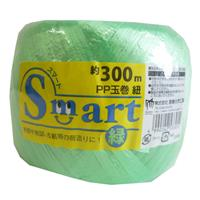 SMART玉巻紐 緑 300M