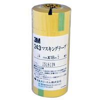243マスキングテープ 24mm×18m