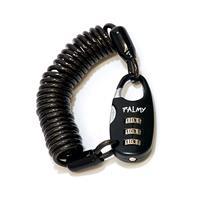 P-2003C コイルロック Mini ブラック