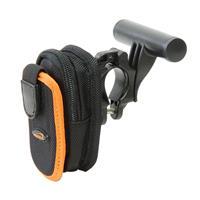 IB-PB2+Q2 小物&携帯電話バッグ with ミニバー ブラック