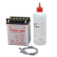 YUASAオープンタイプバッテリー 81-9010