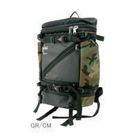 FIRE FIRST FFTG-210 FF ラウンドリュック GR/CM