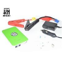 モバイルジャンプスターター/携帯非常バッテリー グリーン