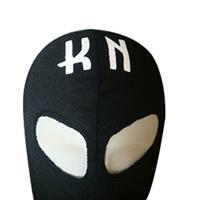 防寒頭巾 コットン [KN]
