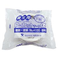養生用Pカットα透明 No.4100