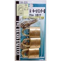 同一キーシリンダー錠 VA-026