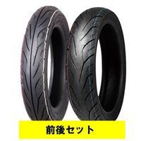 【セット売り】TS689 90/90-12 54J 100/90-10 56J 前後セット