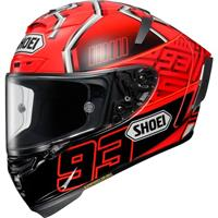 X-Fourteen MARQUEZ4 TC-1(RED/BLACK) M
