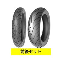 【セット売り】TS680 120/70-15 F 56S TL TS689 160/60-15 R 67H TL 前後セット
