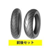 【セット売り】TS680 120/70-15 F 56S TL TS689 160/60-14 R 65H TL 前後セット