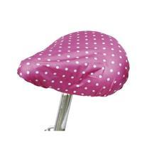 簡単雨よけサドルカバー ピンク