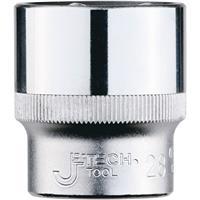 【在庫限り取扱終了】1/2 ソケット(6角) 24mm