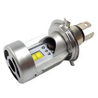 MOTO LEDヘッドライト H4/HS1 6000K 2000lm トップファン