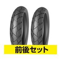 【セット売り】TS659A 110/70-17 54H 130/70-17 62H TL 前後セット