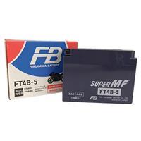 FT4B-5 (GT4B-5、YT4B-BS 互換)(液入充電済)