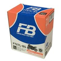 FTX7L-BS (YTX7L-BS 互換)(液入充電済)