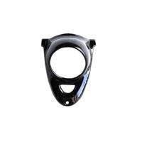 【訳あり】「ヘッドライトカバーのみ」ビーノ 5AU 外装ブラック 高品質タイプ