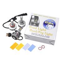 Let's LED エルピス H4 H/L 6000LM 2個セット