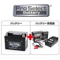 【セット売り】GL-PT4L-BS (YT4L-BS互換)(ジェルタイプ 液入充電済)
