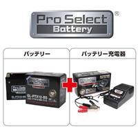 【セット売り】GL-PTX12-BS (YTX12-BS 互換)(ジェルタイプ 液入り充電済み)