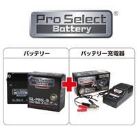 【セット売り】GL-PB5L-B (YB5L-B 互換)(ジェルタイプ 液入り充電済み)