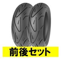 【セット売り】TS660 110/90-13 F 56P 140/70-12 R 60P TL 前後セット