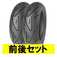 【セット売り】TS660 110/90-13 F 56P 130/70-12 R 56P TL 前後セット