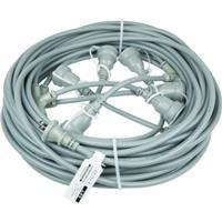 分岐ケーブル ESTCシリーズ 25m 防水コネクター ESTCー25Mー22ー5
