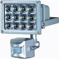 LEDセンサーライト 12W