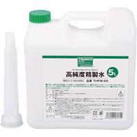 高純度精製水 5L