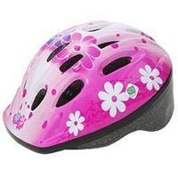 P-MV12 パルミーキッズヘルメット フラワー/ピンク(M22)