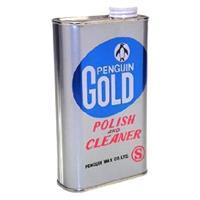 つや出し液体ワックス ペンギンゴールドS 4L 1108