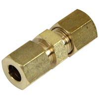鋼管パイプ用 両口リングジョイント Φ6 RS-2106