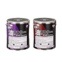 床塗料 10kg(油床用/グレー)