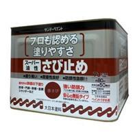 錆止め塗料 油性 赤さび 7.0L