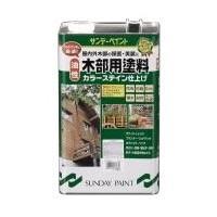 木部用塗料 油性 ライトオーク 3.4L