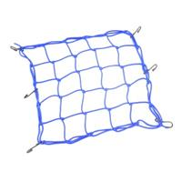 ツーリングネット40cm×40cm ブルー