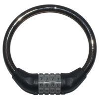 JC-001W 可変式ダイヤル錠 300mm ブラック