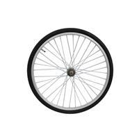 ローラーブレーキ対応後輪リム完組 24インチ アルミ