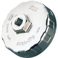 AVSA-073 カップ型オイルフィルタレンチ 73mm