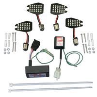 LEDカスタマイジングキットシーケンシャル CB1300SF/SB 06-13 CB400SF/SB 06-07