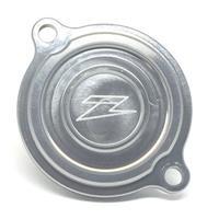 オイルフィルターカバー チタンカラー XR250/BAJA/MOTARD 95-07