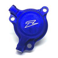 オイルフィルターカバー ブルー YZ250F 03-13/450F 03-09 WR250F 03-14/450F 03-15