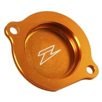 オイルフィルターカバー オレンジ KTM 450SX-F/450XC-F/450EXC/500XC-W/500EXC